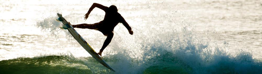 Surf training for expert surfers